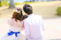 HAPPY WEDDING!H&M~前撮りフォト - アーマ・テラス   ウエディングブログ