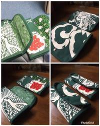 色染めの大紋竜 - 趣味の作品 アート盆栽&手芸&写真