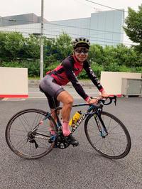 金栄堂サポート:日本大学自転車競技部・貝原涼太選手 金栄堂Fact®インプレッション! - 金栄堂公式ブログ TAKEO's Opt-WORLD