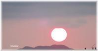 夏至の夕陽 - おだやかに たのしく Que Sera Sera