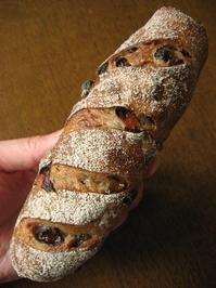 くるみと2種のレーズン - slow life,bread life