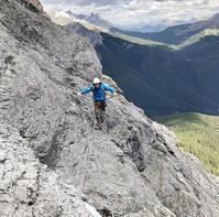 バンフ国立公園でヴィア・フェラータ体験。一味違った登山をカナディアンロッキーで楽しみます。 - ヤムナスカ Blog