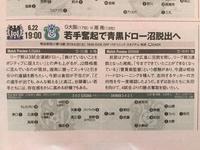 今日は大阪戦 - 湘南☆浪漫