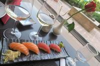 当たり外れありイタリアで食べる寿司、特にウンブリア - イタリア写真草子 Fotoblog da Perugia