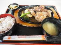2019.06.19 櫻茶屋でトンテキ - ジムニーとピカソ(カプチーノ、A4とスカルペル)で旅に出よう