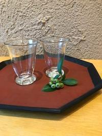 松岡ようじさんのガラス鉢 - うつわ楓店主たより