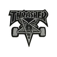 Thrasher SK8 Goat Patch - trilogy news