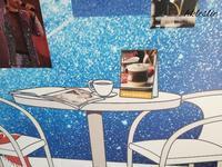 レスリーの移動展示車Reimagine Leslie Café篇 - 香港貧乏旅日記 時々レスリー・チャン