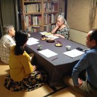 夏至の『町家で英会話cafe99』ご報告 - MOTTAINAIクラフトあまた 京都たより