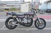 Z1のバックステップ加工!・・・からの足廻り強化ならぬゾウ化。。。 - バイクパーツ買取・販売&バイクバッテリーのフロントロウ!