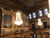 【さすが音楽の都】楽友協会 黄金の間でパイプオルガンコンサート@ウィーン - サボリーマンOL、ほぼ1人で海外ふらふらした記