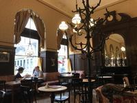 【200年前の姿を残すカフェ】シュペール@ウィーン - サボリーマンOL、ほぼ1人で海外ふらふらした記