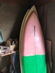 サーフボードのリペアをまとめて - 海ぼうずのエコエゴ日記