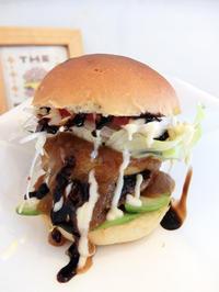 The Rumour Burger(一宮市) #3 - avo-burgers ー アボバーガーズ ー