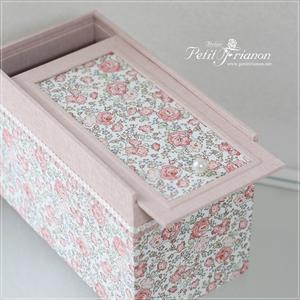 生徒さんの作品 2019.June ③ - Atelier Petit Trianon   *** cartonnage & interior ***