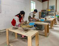 本日の陶芸教室 Vol.899 - 陶工房スタジオ ル・ポット