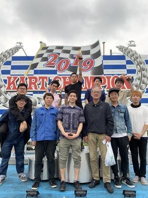 レンタルカートエンジョイレース  コジマ様グループ - 新東京フォトブログ