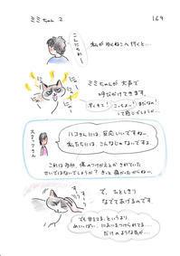 ミミちゃん2 - 今日もゆくねこ