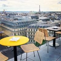 ギャラリーラファイエットのルーフトップレストランクレアチュール・パリが夏季限定オープン! - keiko's paris journal                                                        <パリ通信 - KSL>