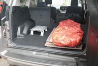 PRADOで車中泊を考える - ボクノタカラモノ。