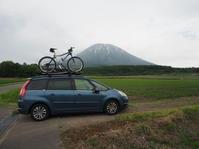 2019.06.21 羊蹄山からせたなへ - ジムニーとピカソ(カプチーノ、A4とスカルペル)で旅に出よう