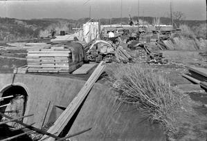 小坪高角砲台 2019 - 1957 - 1946 - ミカンセーキ