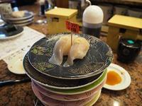 雨の北海道<人気の回転寿司> - 小さな幸せにっき