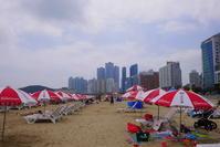 釜山のビーチ - ぶらり休暇