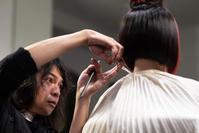 vol.117「大島竜徳の仕事」 - Monthly Live    営業後の美容室での美容師による単独ライブ