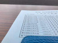 松江市消防団の消防操法大会の開会式に行ってきました。とても感動的な選手宣誓もありました。消防団の皆さまに感謝!! - 奈良 京都 松江。 国際文化観光都市  松江市議会議員 貴谷麻以  きたにまい