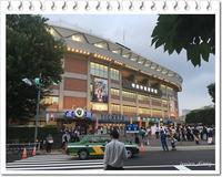 ヤクルトV.S.ソフトバンク@神宮球場♪ - **いろいろ日記**