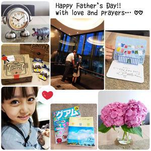 Happy Father's Day…? - 『ちぃちゃん家のちくびウサギ。』(安間千紘公式ブログ)