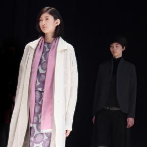 matohu「雪の恵み」(12)(Amason Fashion Week TOKYO) - Documentary
