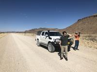 ナミビア旅行記(3) ナミブ砂漠へ - さぼってばかりの虫屋日記2