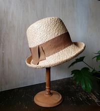ラフィアの帽子をつくるワークショップ - 空飛ぶ帽子店