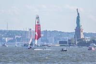 Sail GP NYC 2019 - Triangle NY