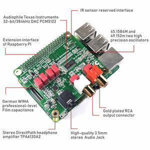 今さらながら inno HIFI DAC HAT + SMPD V.8 - オーディオと音楽とパソコンと: Audio, Music & Personal Computer