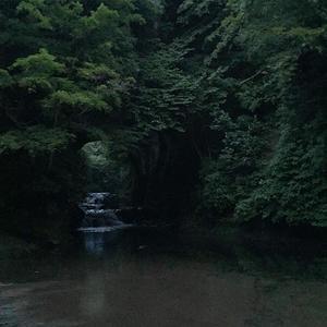 濃溝の滝でホタル - いえづくりん