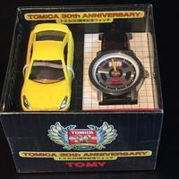 トミカ 30周年記念ウォッチ 腕時計 セリカ 新品未開封. - 自由空間の間取り