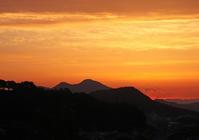 明日香小原(おおはら)夕焼け - 魅せられて大和路