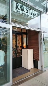 安くて美味しいコーヒーのカフェ・R.O.STAR@豊洲 - カステラさん
