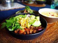 春の料理教室チリコンカンとプチ栄養セミナーは「むくみ」 - Coucou a table!      クク アターブル!