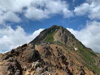 今月の一山@赤岳。 - sweat lodge @ blog