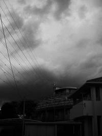 暗雲 - 節操のない写真館