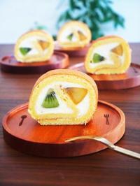 キウイロール♪ - This is delicious !!