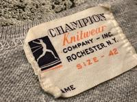 6月26日(水)マグネッツ大阪店ヴィンテージ入荷!!#4  VintageT-Shirt編!! 40's Champion & Nike!! - magnets vintage clothing コダワリがある大人の為に。