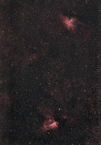 6月23日の星空 - お手軽天体写真