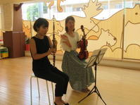 【南品川】音楽会に参加したよ - ルーチェ保育園ブログ  ● ルーチェのこと ●