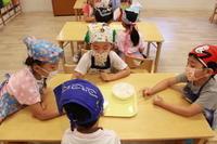 【鶴見】クッキング~とうもろこしおにぎり~ - ルーチェ保育園ブログ  ● ルーチェのこと ●