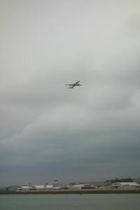 OKA - 65 - fun time (飛行機と空)